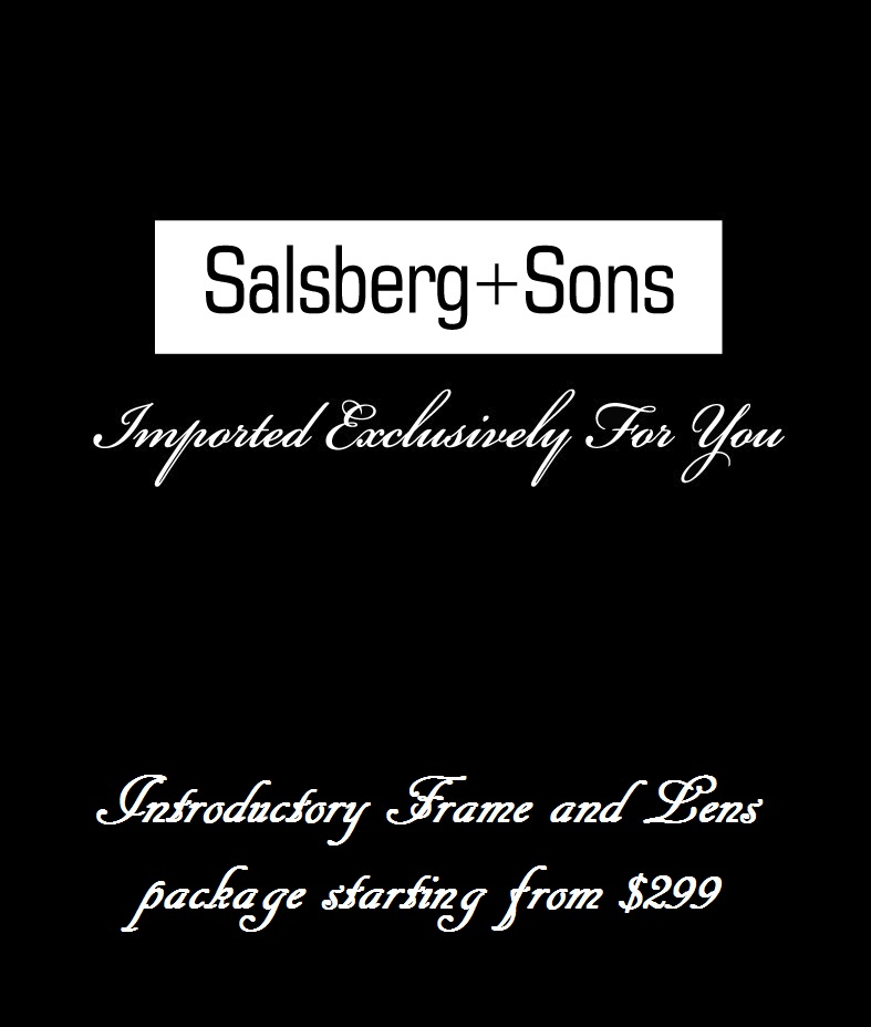 Salsberg+Sons Imported Exclusively For You 2 4